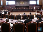 Begini Situasi Sidang Perdana Sengketa Pilpres 2019 di MK