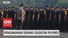 VIDEO: 48 Ribu Personel Amankan Sidang di Gedung MK