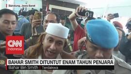 VIDEO: Bahar Smith Dituntut 6 Tahun Penjara