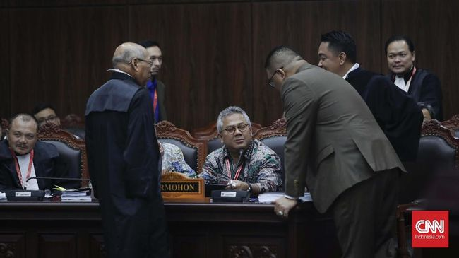 Ke MK, KPU Siapkan Jawaban 300 Halaman untuk Gugatan Prabowo