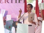 Soal Aksi Ricuh 21-22 Mei, Jokowi: Berikan Waktu Untuk Polisi