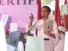 Wahai Para Menteri, Ini Ultimatum Terakhir Jokowi soal CAD!