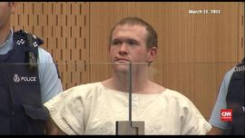 VIDEO: Terdakwa Teror Christchurch Tak Merasa Bersalah