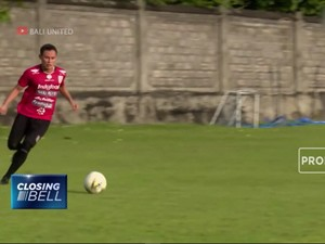 Bali United Mulai Berkompetisi di Bursa