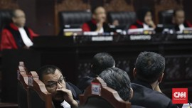 Tim Prabowo Klaim Bakal Bawa Empat Truk Bukti C1 ke MK