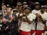 Masai Ujiri, Sosok 'Gila' di Balik Gelar Juara NBA Raptors
