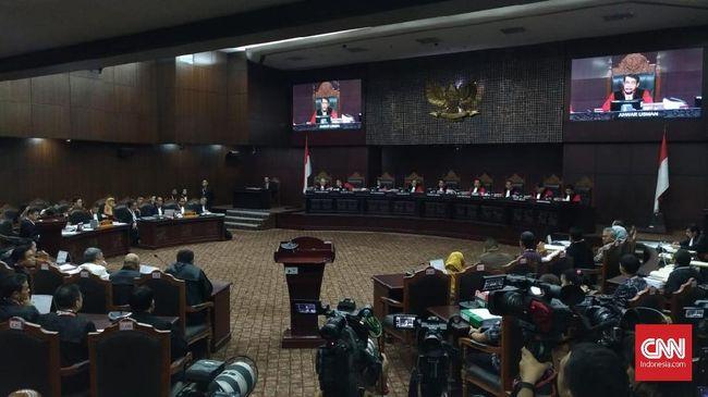 Prabowo-Sandi Tak Hadiri Sidang MK demi Jaga Marwah
