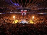 Corona Mewabah di AS, NBA akan Gelar Pertandingan Tanpa Fans
