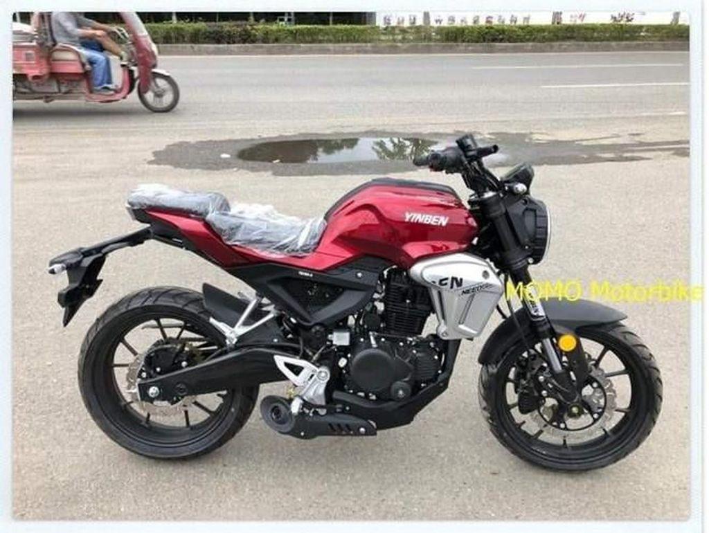 Motor Tiruan Honda CB150R ExMotion