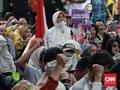 PA 212 Demo Desak Polri Tangkap Sukmawati dan Gus Muwafiq