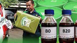 Produsen Biofuel Uji Coba B30 Desember