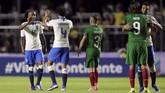 Skor 3-0 untuk kemenangan Brasil atas Bolivia menjadi hasil akhir laga pembuka Copa America 2019. (REUTERS/Henry Romero)