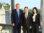 Sesama Taipan, Seberapa Dekat Hary Tanoe dengan Trump?