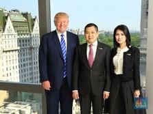 Ternyata Hary Tanoe Benar Beli Rumah Donald Trump!
