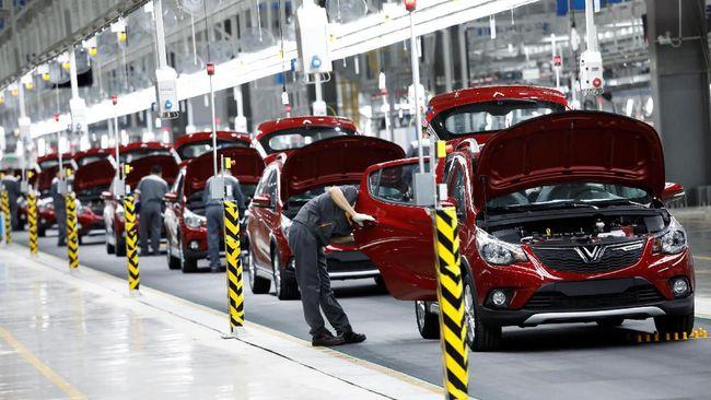 Mobil Nasional Vietnam akan Dikirim ke Konsumen Pekan Depan