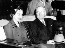Deretan Momen Pertemuan Ratu Elizabeth dengan Presiden AS