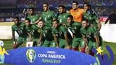 Bolivia yang berstatus sebagai tim tamu, memiliki rekor buruk ketika bertamu ke Brasil. Dari 11 pertemuan sebelumnya, Bolivia tak pernah menang dan hanya mampu mencetak empat gol ke gawang Brasil. (REUTERS/Henry Romero)