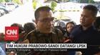 VIDEO: Tim Hukum Prabowo-Sandi Minta Perlindungan LPSK