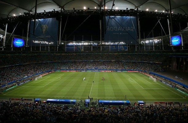 Argentina Awali Copa America dengan Kekalahan