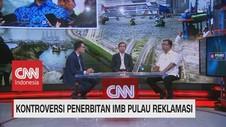 VIDEO: Kontroversi Penerbitan IMB Pulau Reklamasi
