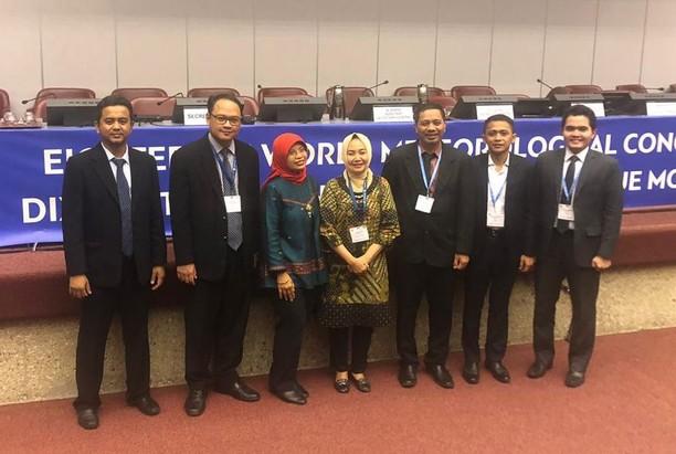 Kepala BMKG Wakili Indonesia di Kongres Dunia