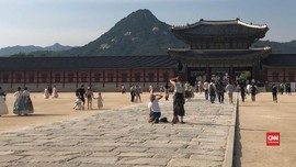 VIDEO: Gyeongbokgung, Istana Pilihan Zombie 'Kingdom'