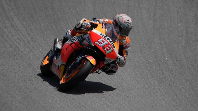 MotoGP Catalunya: Marquez Terima Minta Maaf Lorenzo