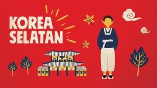 INFOGRAFIS: Fakta Menarik Korea Selatan