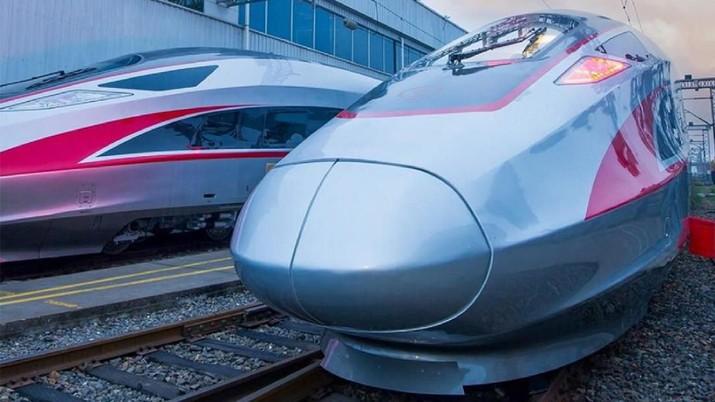 Jepang Minta Investasi Kereta Semicepat JKT-SBY Ditambah