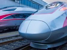 Erick Thohir Kawal Ketat Proyek Kereta Cepat Agar Tak Molor