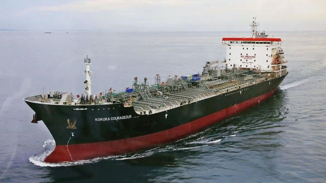AS Ancam Kerahkan Militer Terkait Penyerangan Tanker