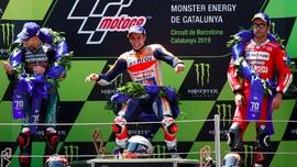 Klasemen MotoGP 2019: Marquez Unggul 37 Poin