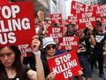 Aktivis Hong Kong Berencana Geruduk Bank of China