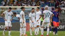 Empat Fakta Setelah Argentina Tumbang dari Kolombia