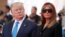 Busana Melania Trump di Peringatan Tragedi 9/11 Menuai Kritik