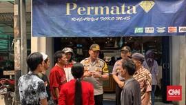 Perampok Toko Emas di Balaraja, Tangerang Diduga Residivis