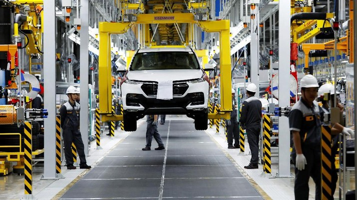 Persoalan teknis jadi salah satu hambatan relokasi pabrik ke Indonesia.