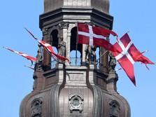 Ikuti Italia, Denmark Resmi Diisolasi Gegara Wabah Corona