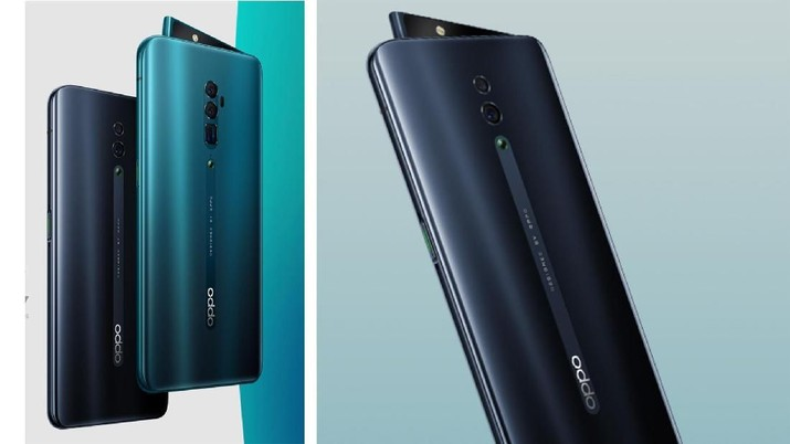 Oppo Reno akan diluncurkan hari ini. Ponsel ini menawarkan kecanggihan dan kenyamanan bagi penggunanya.