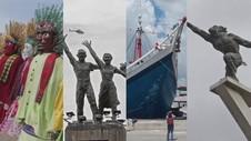 VIDEO: Cerita di Balik Patung-patung di Ibu Kota