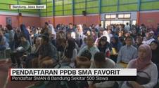 VIDEO: Pendaftaran PPDB SMA Favorit