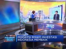 CDS Turun, Persepsi Risiko Investasi Membaik