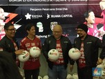 Asing Masuk, Saham Bali United Kena Auto Reject Lagi
