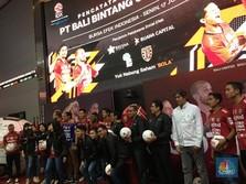 Bali United Juara Liga 1 2019, Saham BOLA Meroket!