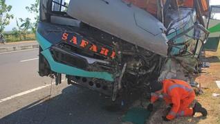 Kecelakaan Maut Cipali, Organda Usul Sopir Bus Disekat Kaca