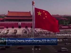 China Siap Perang Dagang Jangka Panjang