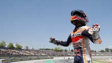 Marquez: Kecelakaan Lorenzo Bikin Balapan Nyaman