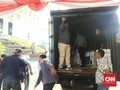 Melihat Tiga Truk Boks Bukti Gugatan Prabowo di MK