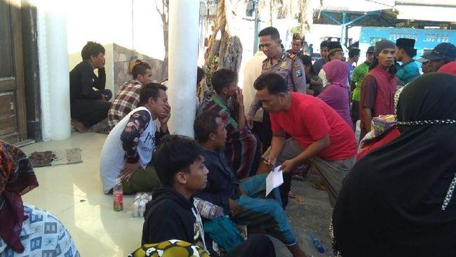 Kapal Tenggelam di Madura, Dua Meninggal dan Belasan Hilang