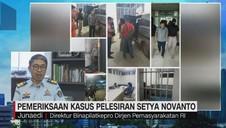 VIDEO: Pemeriksaan Kasus Pelesiran Setya Novanto